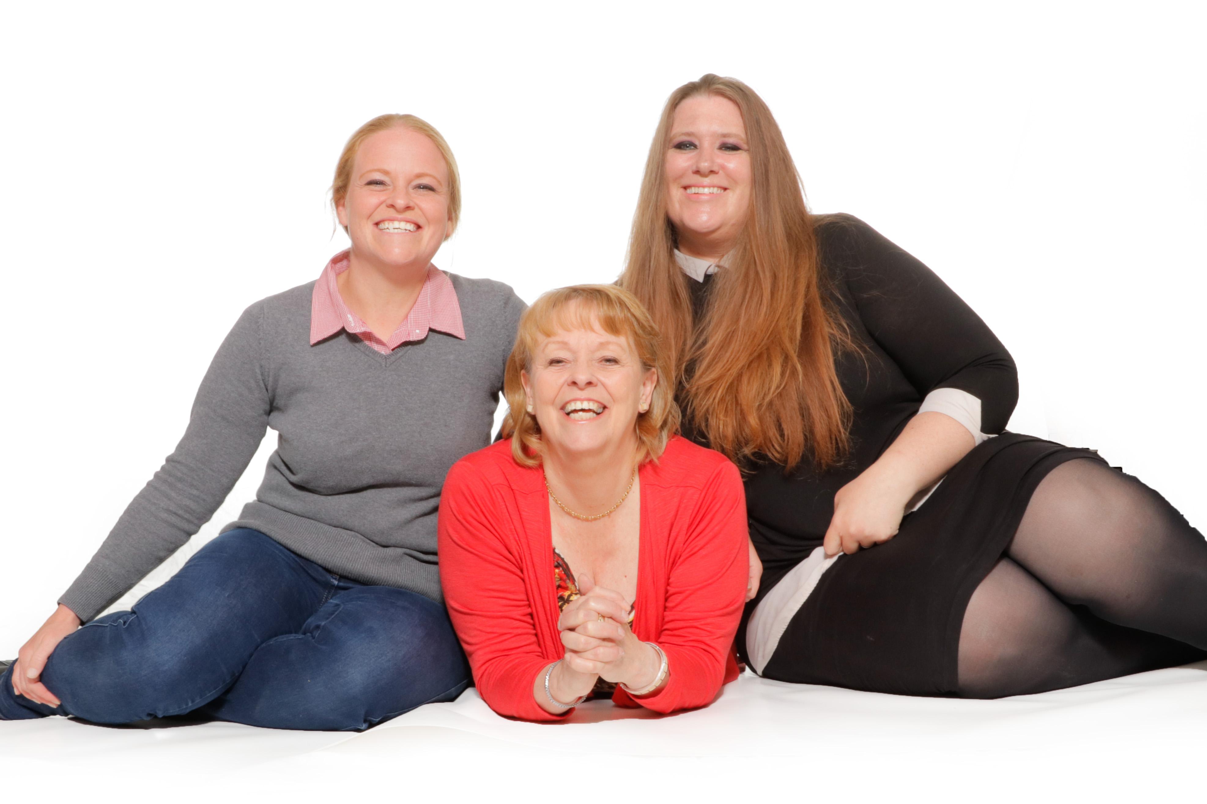 Braunston Team Kath, Janet & Jen