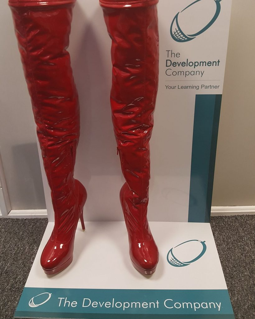 Kinky Boots Stand