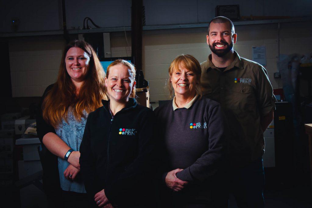 Braunston Print Team