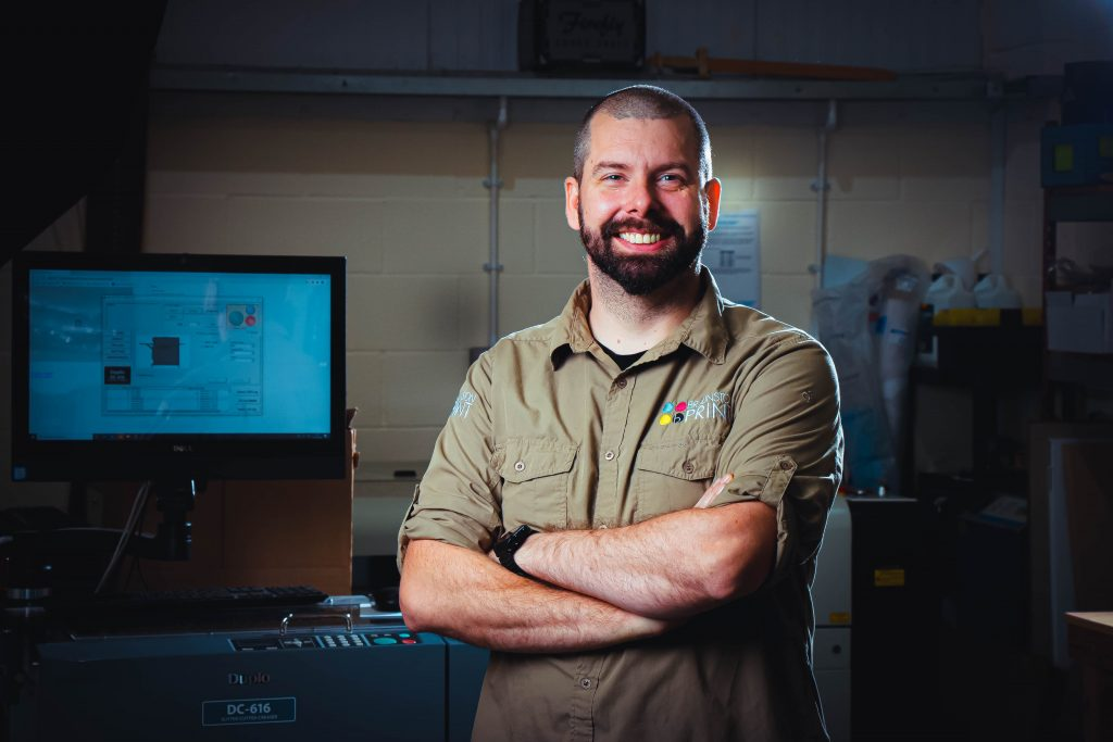 Chris Braunston